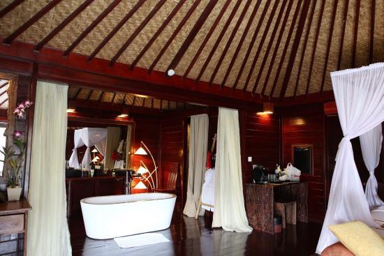 Kedewatan, Indonesië: Wonderful experience ,the best service, gorgeous environment,delicious foods,谢谢为我们服务的每一位,尤其感谢Sug