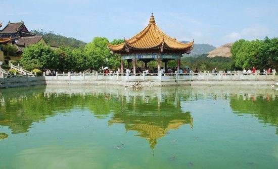 珠海普陀寺