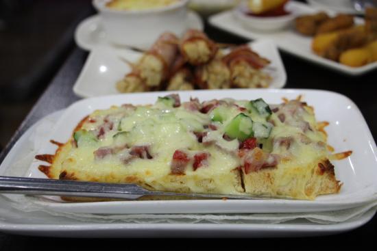 蘑菇餐厅(马台街店)