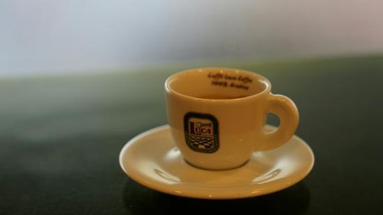Caffe Luca Kitahama