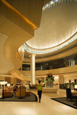 Lobby Lounge (JW Marriott Hotel Beijing)