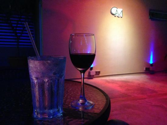 Chulia Mansion: 酒店晚上免费的饮料