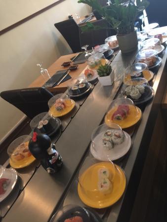 sushi tokoro