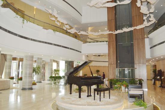 Noble Center Hotel : 酒店大堂