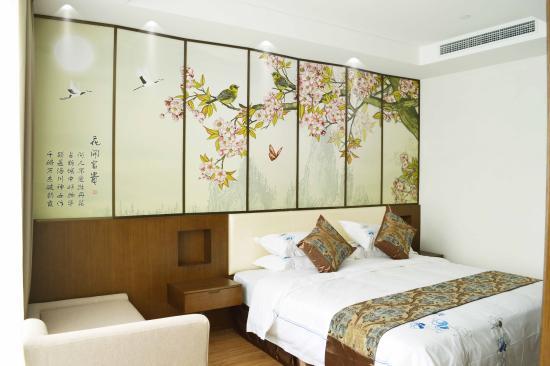Noble Center Hotel : 酒店商务大床