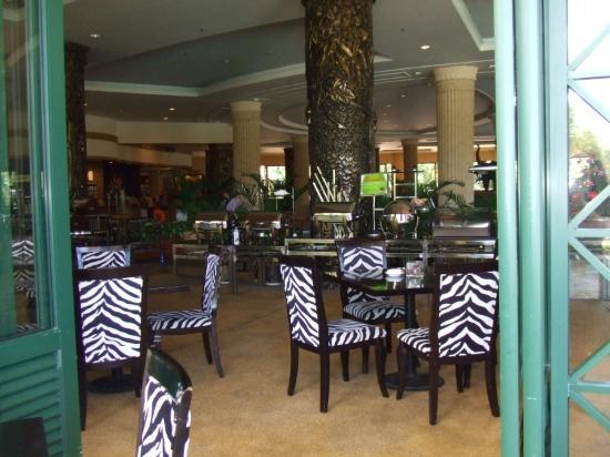 Universal Resort: 餐厅