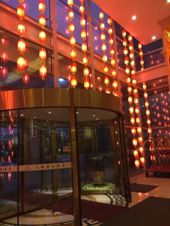 Huangshan Tiandu International Hotel Photo
