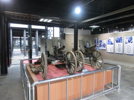 Taixing, China: 黄桥战役纪念馆