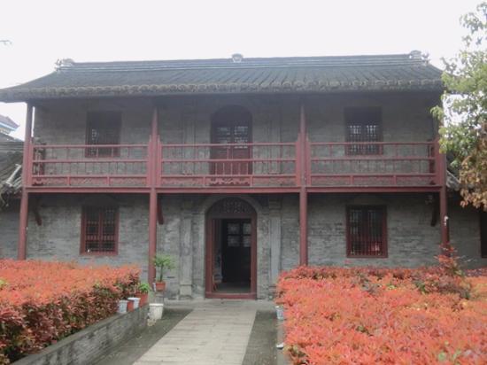 Taixing, China: 战役指挥部在另外一个地方