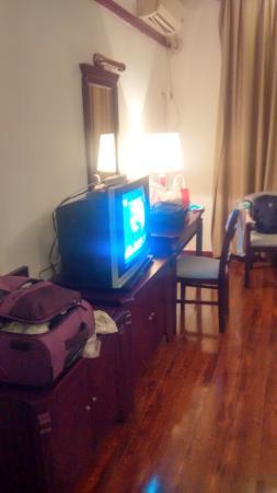 Yushan County, China: 我们的黑白电视