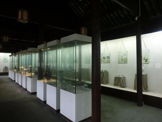 Hai'an County, Cina: 但作为海安县博物馆陈列有点单薄