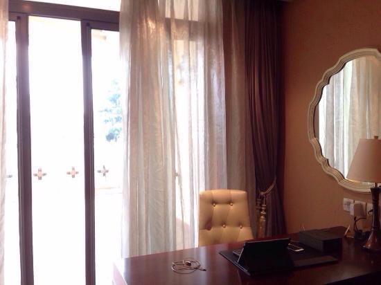Fenyang Garden Boutique Hotel: 汾阳花园酒店