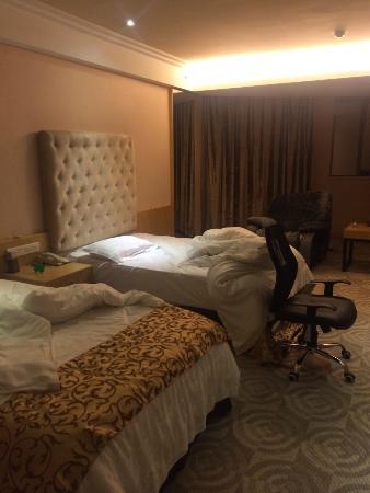 Welcome Regent International Hotel: 双人房