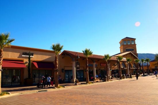 Desert Hills Premium Outlets Printable Map - The Best Desert of 2018