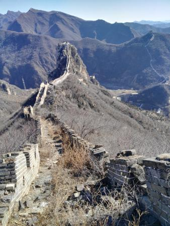 Huairou Xiangshuihu Great Wall Scenic Resort