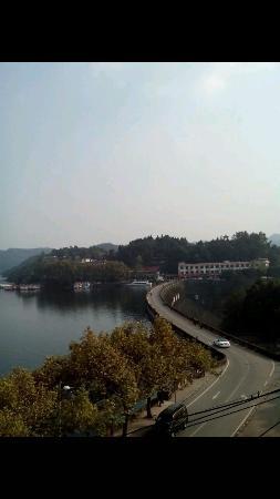 Renshou County, Китай: 黑龙滩