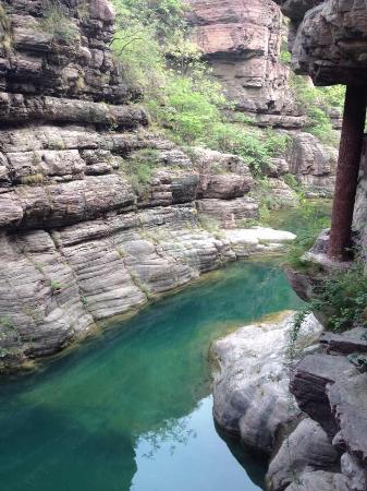 Yuntaishan Geopark : photo1.jpg