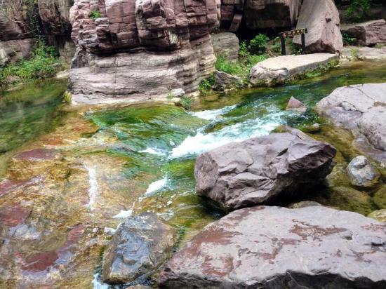 Yuntaishan Geopark : photo2.jpg