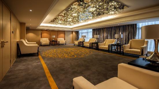 Yongzhou, China: 贵宾接待室