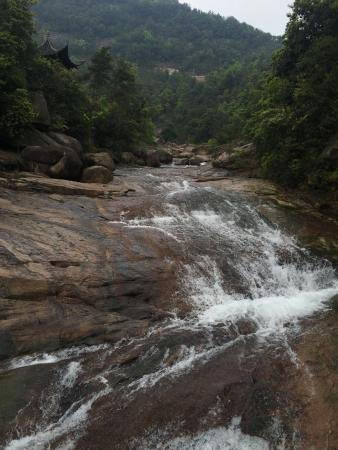 Rui'an, China: 瑞安桐溪风景区