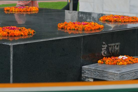 Gandhi Smriti: 甘地纪念墓