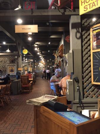 Bryan, Τέξας: 餐厅环境