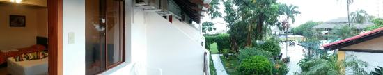 Tonsupa, Эквадор: 酒店坐落在太平洋东海岸,风景非常美丽。