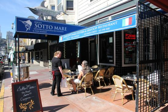 Sotto Mare Oysteria & Seafood