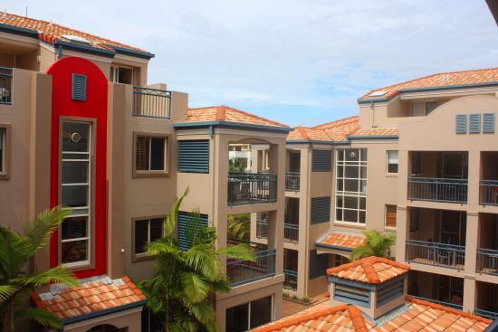 Montego Sands Holiday Apartments Gold Coast : View