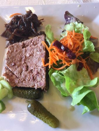 L'Oree de Chambord: 我的主餐