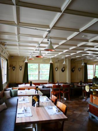 CERVO Zermatt: 酒店餐厅