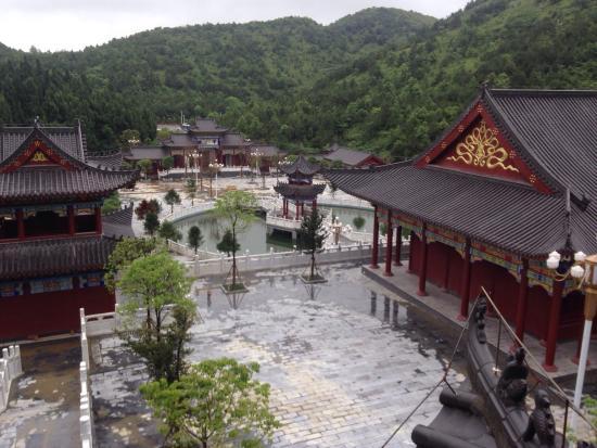 Linwu County, Κίνα: 今天去,在新建