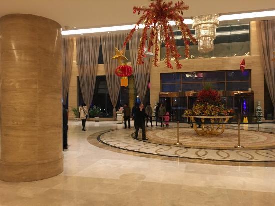 Liangcheng County, China: 特别赞特别豪华的酒店,而且价格也相当便宜,推荐!