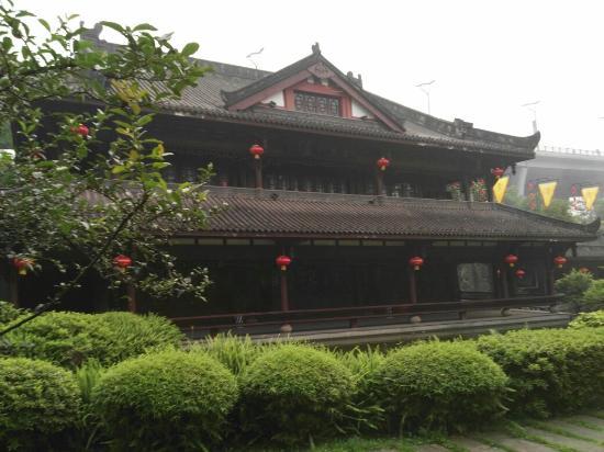 Luzhou China  City pictures : Luzhou, China: 泸州老窖旅游区