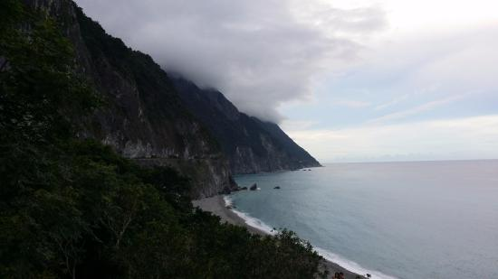 Ching-Shui Cliff: 清水断崖