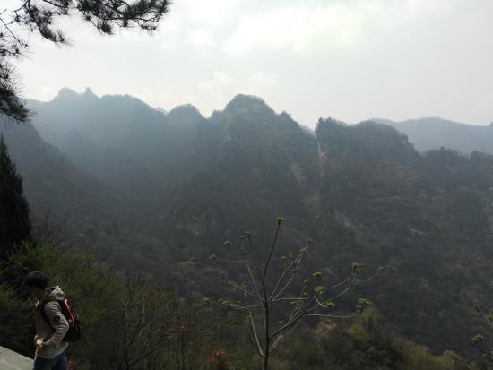 Danjiangkou, Κίνα: 一览众山小