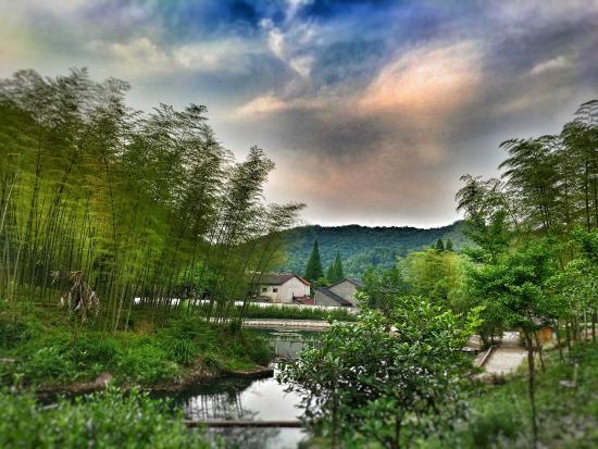 Anji County, Kina: photo2.jpg