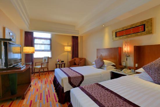 Jinyu Sunshine Hotel: 高级标准间
