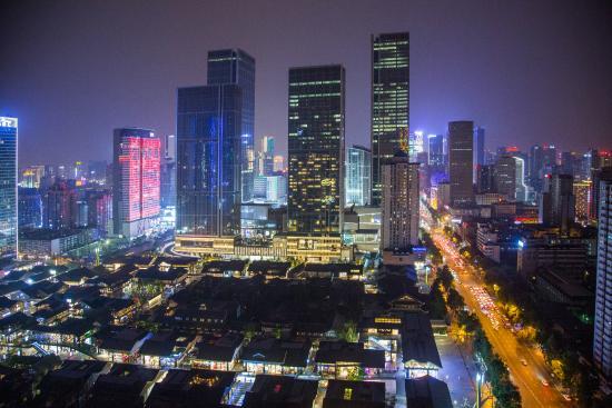Chengdu Sun Gold holiday Apartment