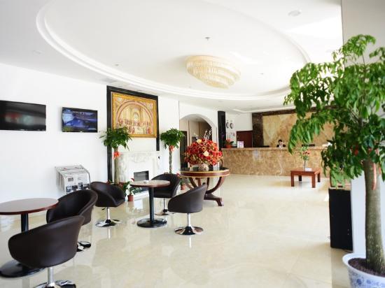 GreenTree Inn Shanghai Pudong Disney Resort Jichang Town Express Hotel