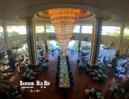The Restaurant at Dusit Thani Hua Hin Hotel: 酒店餐厅