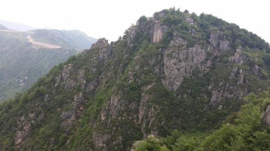 Longnan Xiangshan Mountain Nature Reserve: 陇南香山自然保护区