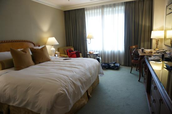 The Ritz-Carlton, Seoul: 房间内部
