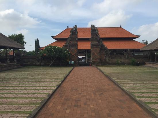 Sukawati, Indonesia: BATUAN TEMPL的风景。