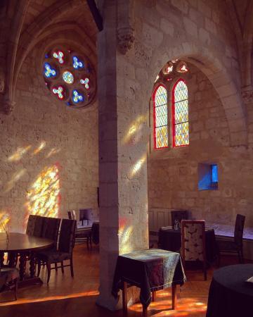 La table des delices : 美丽的用餐环境