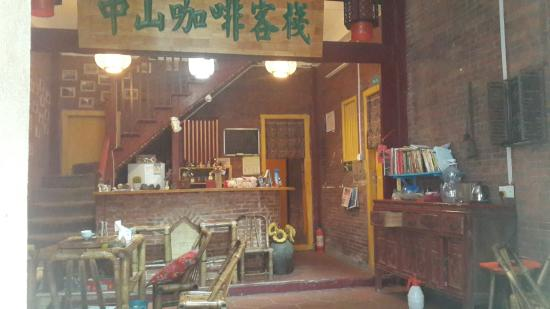 Zhongshan Cafe Guest House