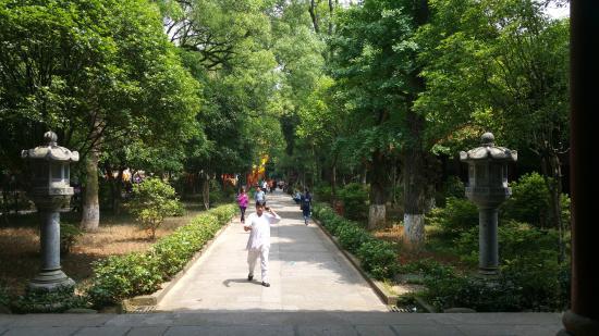Hengyang, Chine : 大庙内