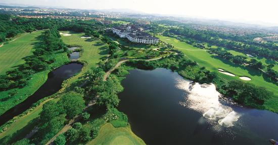 Mission Hills Golf Club: 深圳·观澜湖高尔夫球会