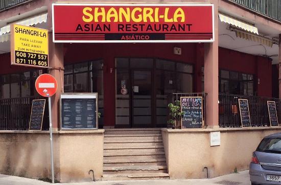 Shangrila Asia Restaurant