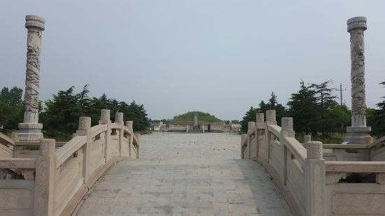 Shangcai County, China: 蔡国故城